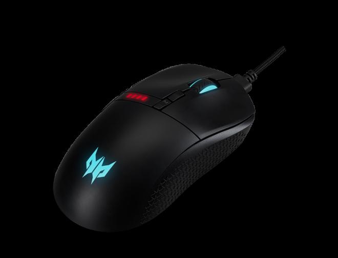 Fotos de Mouse Predator Cestus 350: Precisión, Velocidad y Estilo