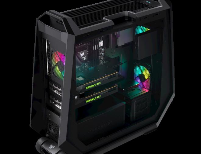 Fotos de Las memorias RAM de HyperX estarán en las nuevas computadoras de escritorio Predator Orion de Acer