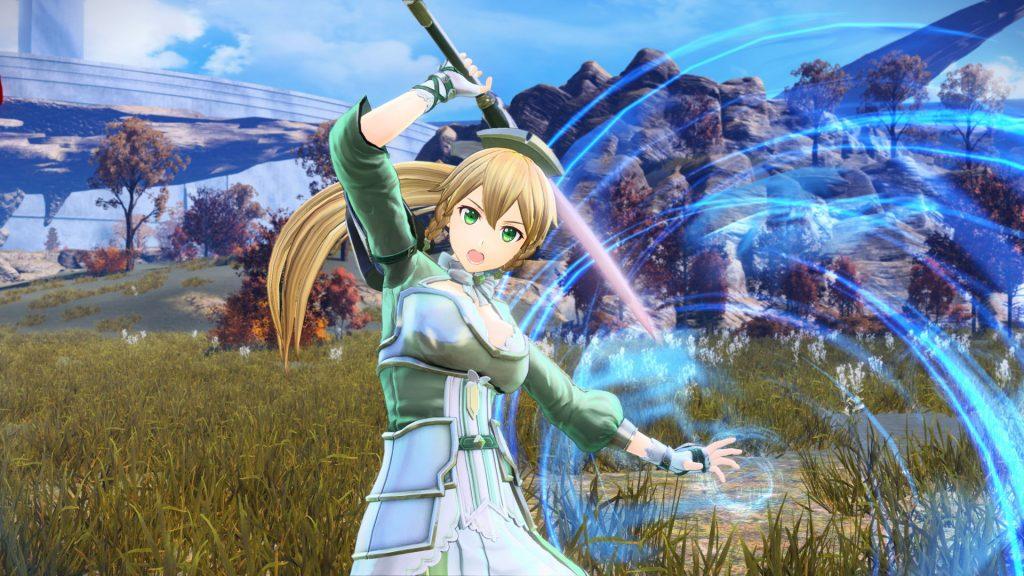 Foto de Nuevos trailers de Sword Art Online Alicization Lycoris