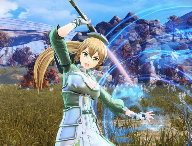 Fotos de Nuevos trailers de Sword Art Online Alicization Lycoris