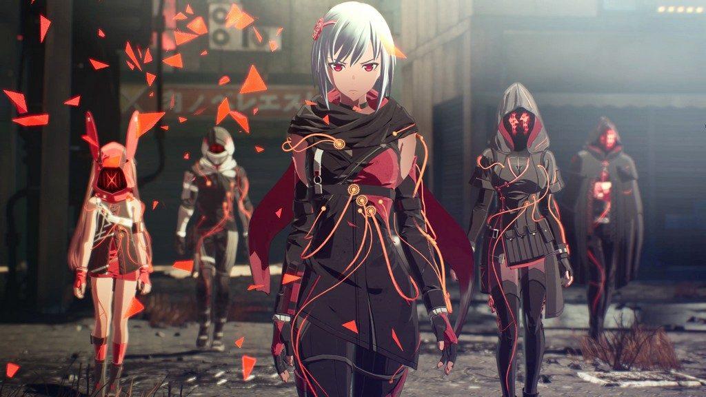 Foto de Nuevo Tráiler y Fotos de Scarlet Nexus, Esperado Juego de Bandai Namco para PS5