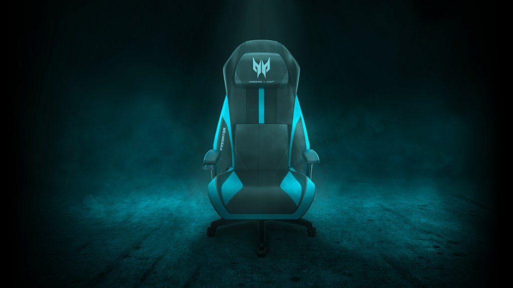 Foto de Primer Vistazo a la Predator Gaming Chair x OSIM