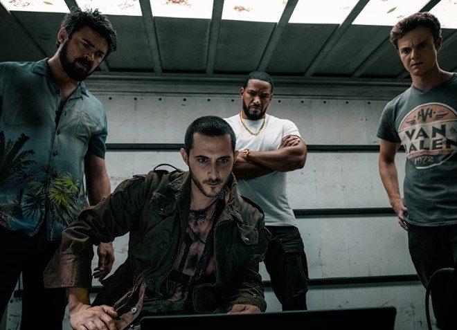 Fotos de En Septiembre Llega la Segunda Temporada de The Boys
