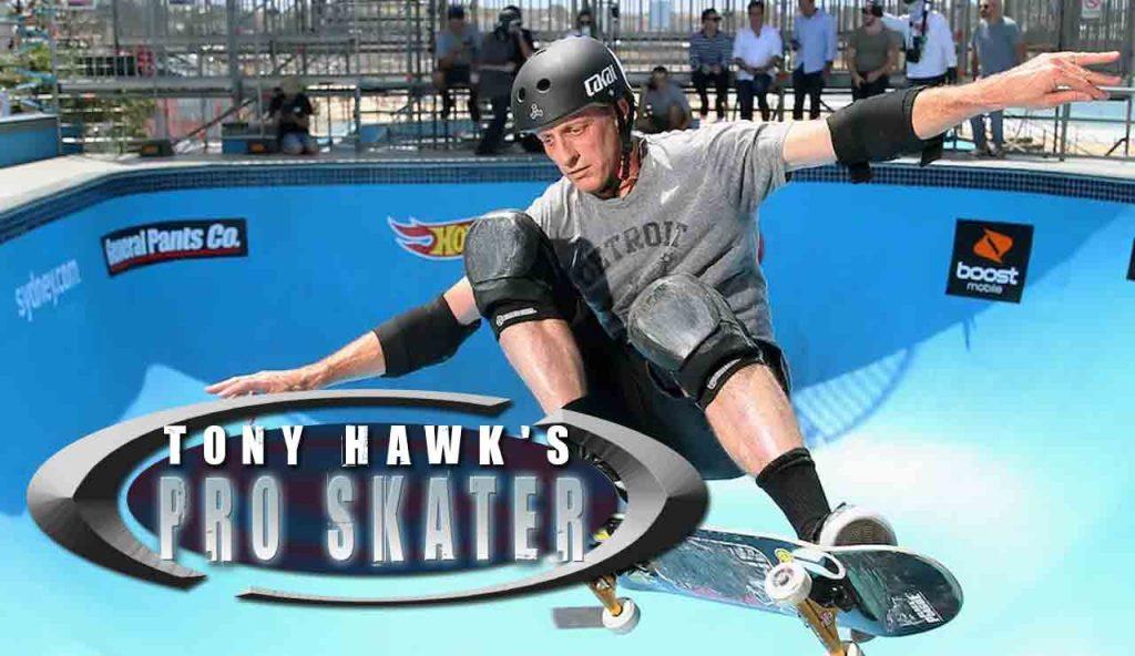 Foto de Así se Verán los Skaters Profesionales en el Remaster de Tony Hawk Pro Skater
