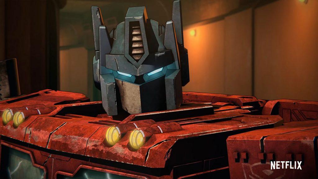 Foto de Estupendo Nuevo Tráiler de Transformers: War For Cybertron