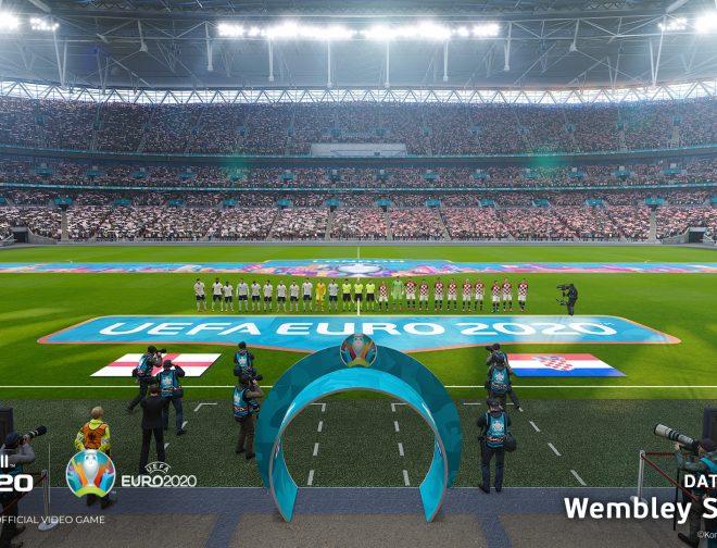 Fotos de La actualización de UEFA EURO 2020 para eFootball PES 2020 ya está Disponible
