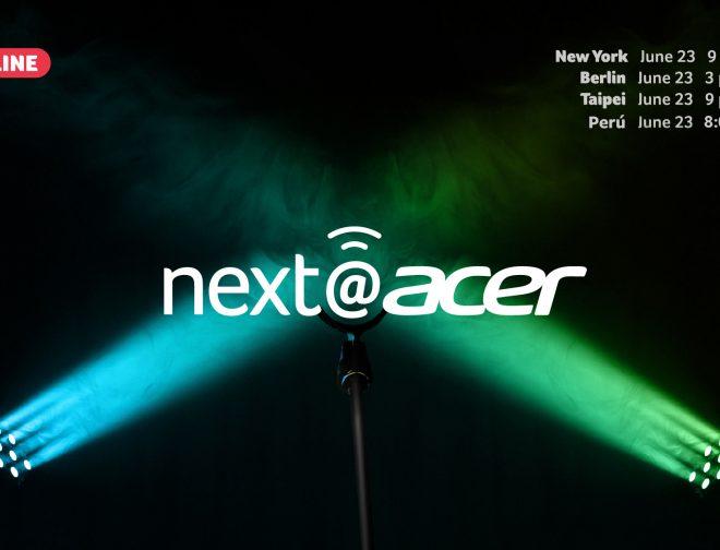 Fotos de Acer anuncia su evento global next@acer 2020
