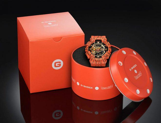 Fotos de Casio y G-Shock lanzarán ediciones de sus relojes basados en Dragon Ball Z y One Piece