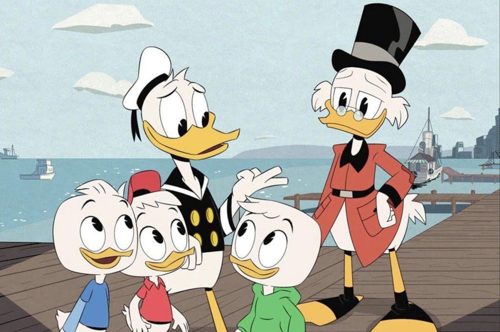 Foto de Animadores peruanos recrean intro de DuckTales