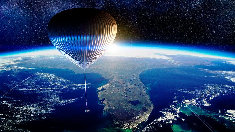 Foto de ¿Te imaginas viajar a la estratósfera por 6 horas? Será posible gracias a Space Perspective