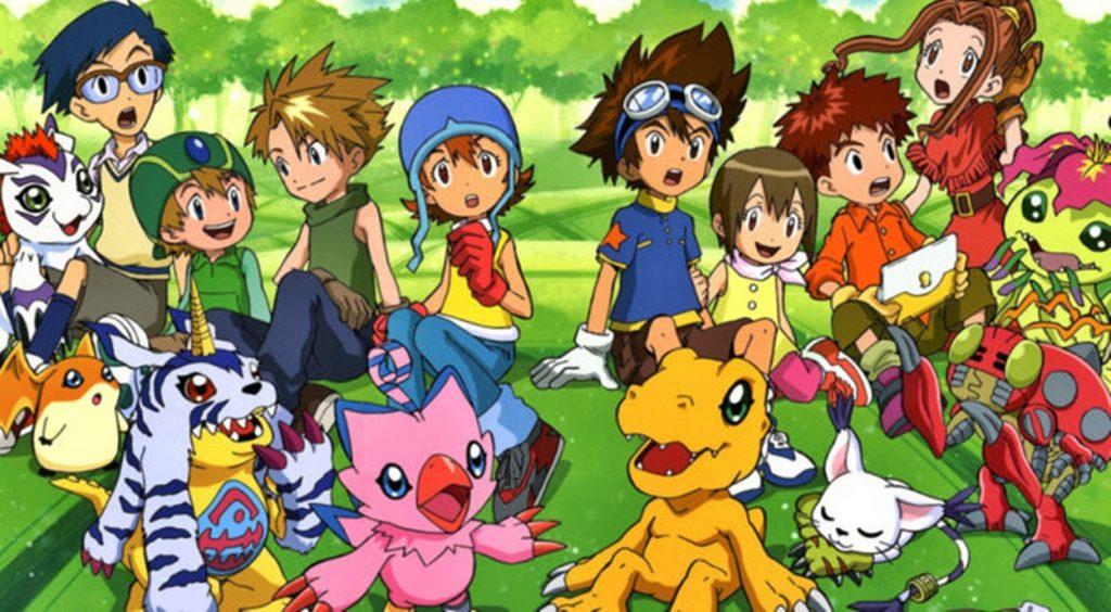 Foto de Ya estaría en Planes una Película Live-Action del Anime de Digimon
