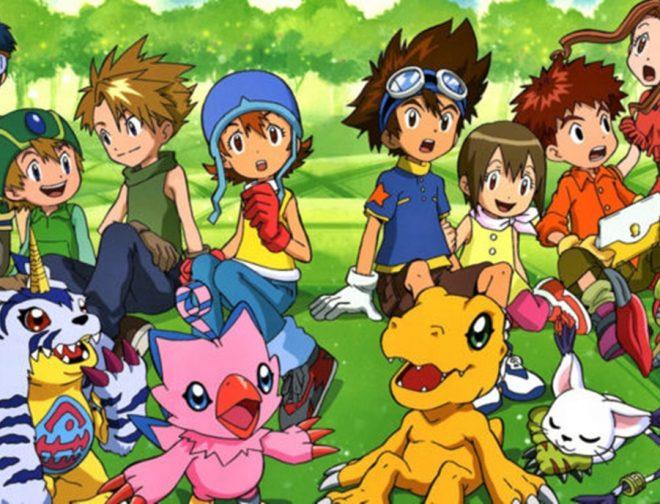 Fotos de Ya estaría en Planes una Película Live-Action del Anime de Digimon