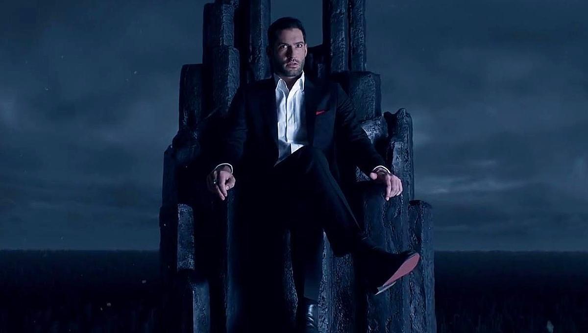 Fotos de 66.6 segundos de Lucifer para anunciar la fecha de su quinta temporada