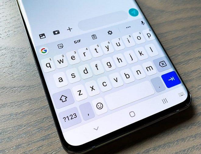 Fotos de Aprovecha al máximo el teclado Samsung