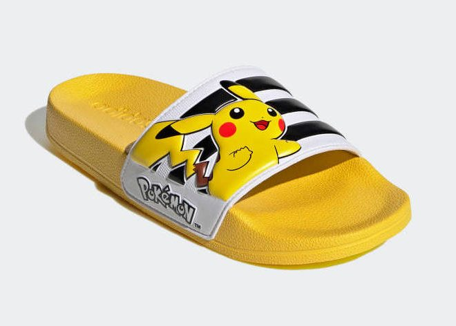 Fotos de Adidas lanza sandalias con diseño de Pikachu