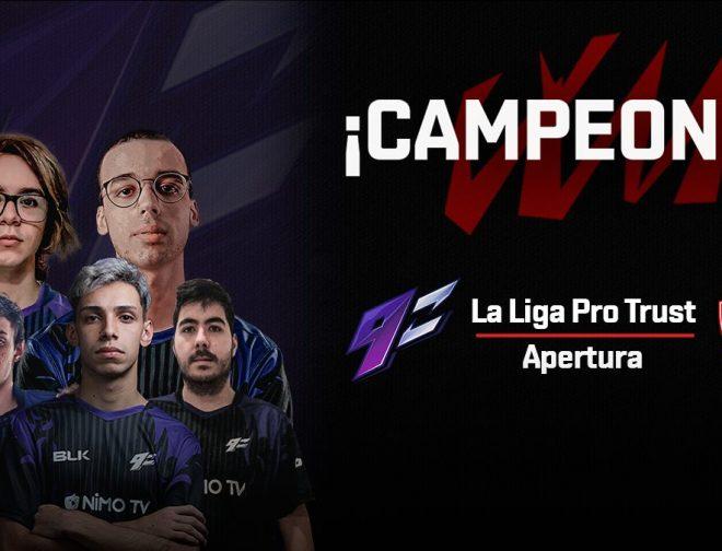 Fotos de La Liga Pro Trust: 9z Team e Infinity Esports los grandes campeones del Torneo Apertura 2020