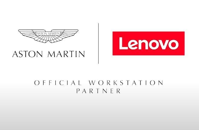 Fotos de Lenovo se Convierte en el Socio Oficial de Aston Martin, Fabricante Británico de Automóviles de Lujo