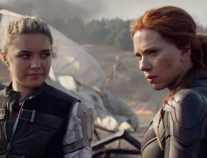 Fotos de Se Lanzan Nuevas Fotos de la Esperada Película Black Widow de Marvel Studios