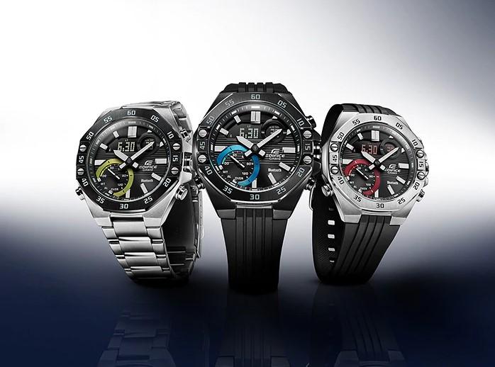 Foto de Conoce los Nuevos Modelos de Relojes EDIFICE de CASIO, que ya están en Perú
