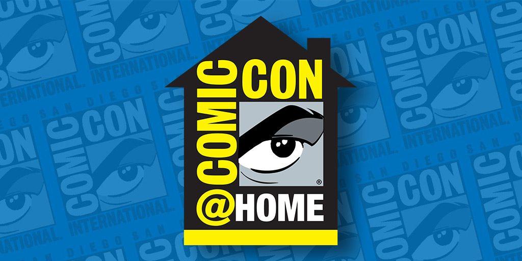 Foto de Series que Estarán en la Comic Con At Home 2020
