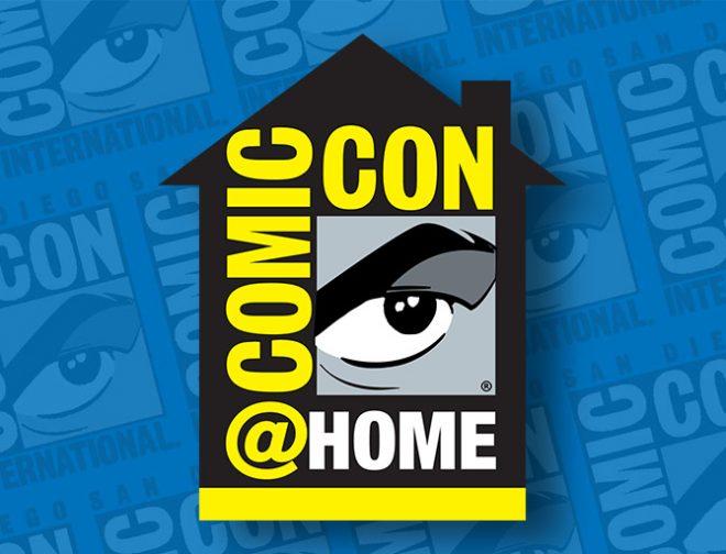 Fotos de Series que Estarán en la Comic Con At Home 2020