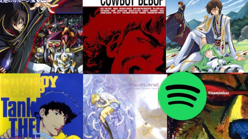 Foto de El soundtrack Cowboy Bebop, Code Geass, Escaflowne entre otros, ahora en Spotify