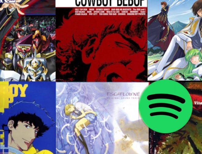 Fotos de El soundtrack Cowboy Bebop, Code Geass, Escaflowne entre otros, ahora en Spotify