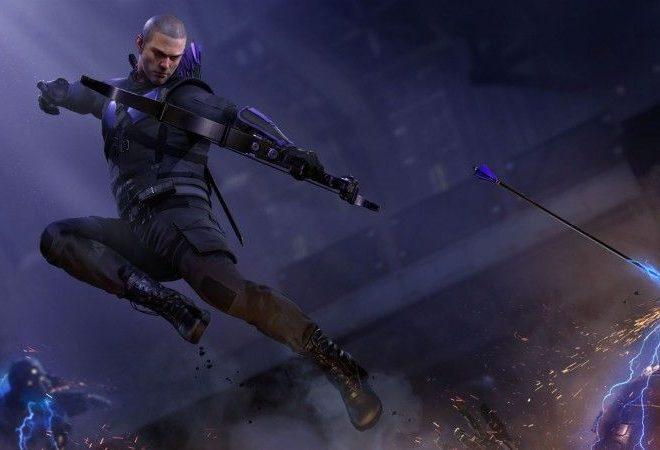 Fotos de Hawkeye Llegará al Esperado Juego de Marvel's Avengers