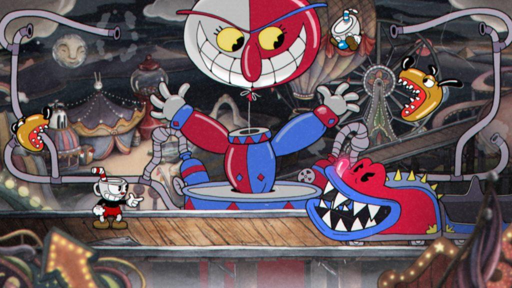 Foto de El Gran Videojuego Cuphead, ya se Encuentra Disponible para PlayStation 4