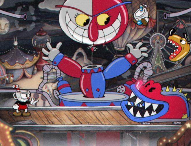 Fotos de El Gran Videojuego Cuphead, ya se Encuentra Disponible para PlayStation 4