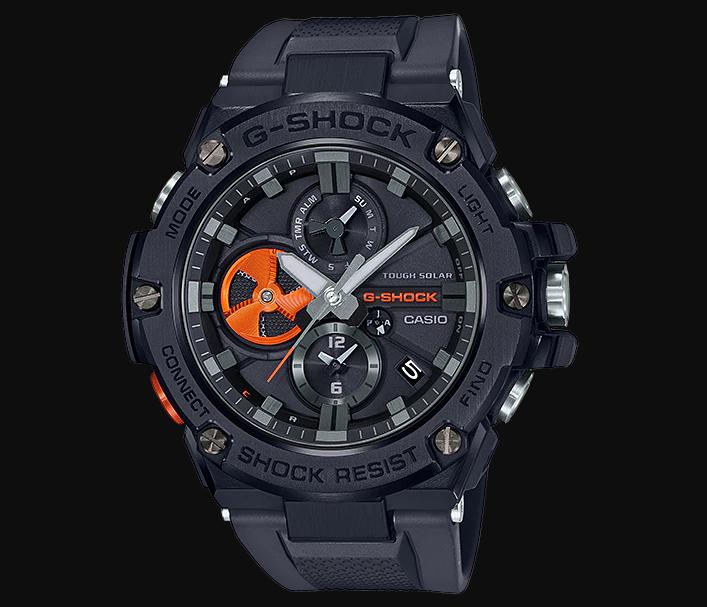 Foto de Conoce los Nuevos Relojes G-SHOCK, de Acero y Carbono a Prueba de Todo