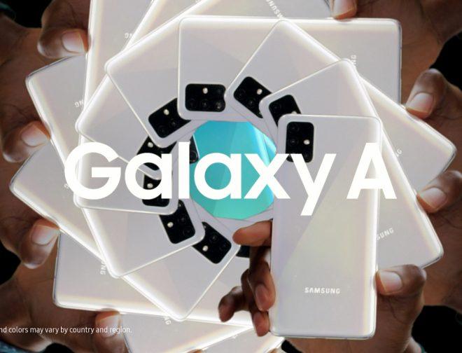 Fotos de Galaxy A es oficialmente impresionante: campaña AWESOME es celebrada por la industria creativa