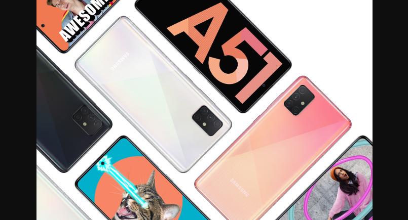 Foto de Galaxy A51 es el Android más vendido del mundo
