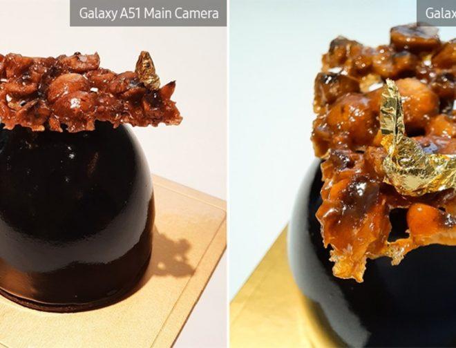 Fotos de Descubre un mundo totalmente nuevo de detalles con la Cámara Macro Galaxy A51 y A71