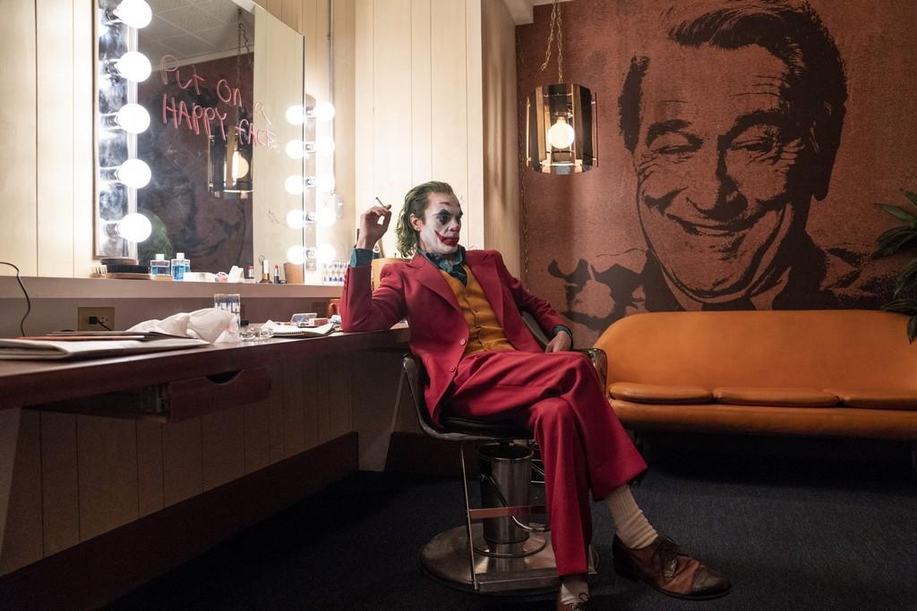 Fotos de Descubre Las Tres Caras Del Guasón en HBO GO
