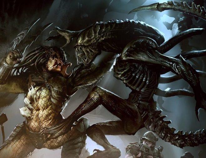 Fotos de Marvel Comics, Ahora Tiene los Derechos de Alien y Predator