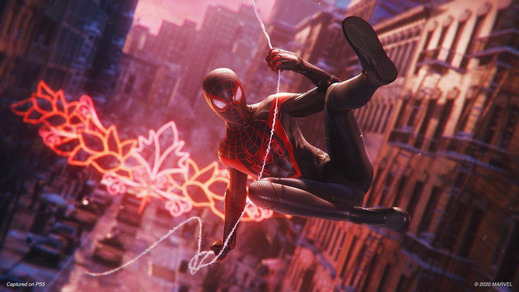 Foto de Estupendo nuevo tráiler del videojuego de Spider-Man: Miles Morales