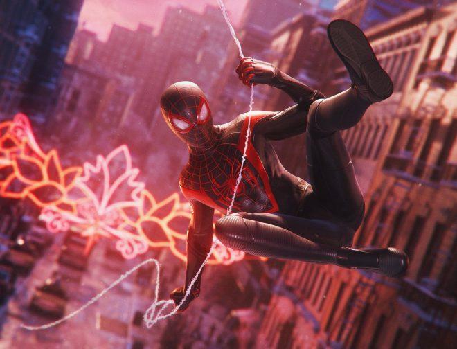 Foto de El Juego Marvel Spider-Man: Miles Morales, ya se Puede Comprar para PlayStation 4