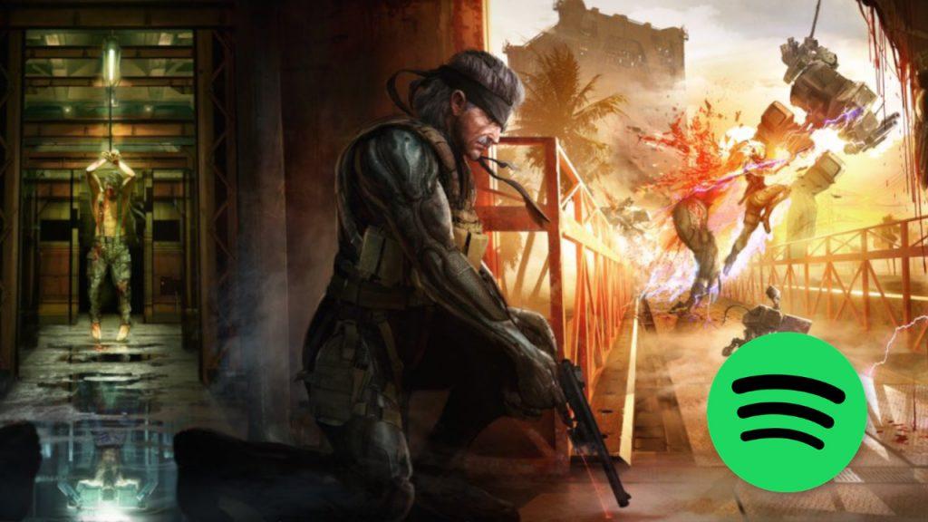Foto de El soundtrack de Metal Gear Solid llegá a Spotify