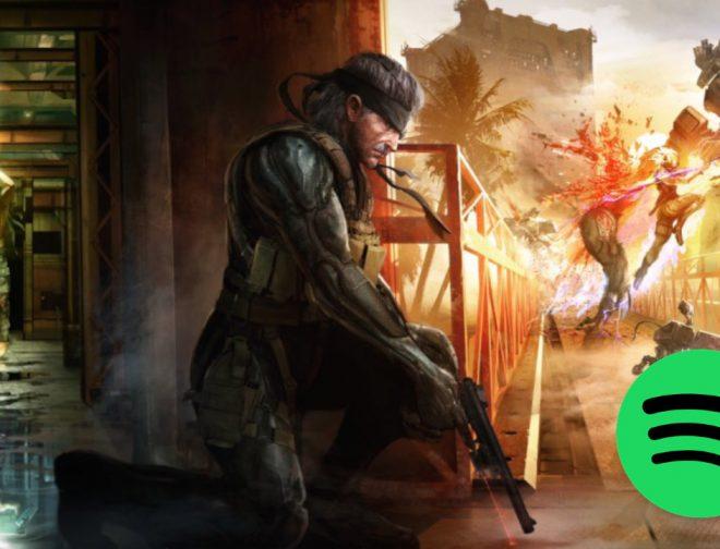 Fotos de El soundtrack de Metal Gear Solid llegá a Spotify