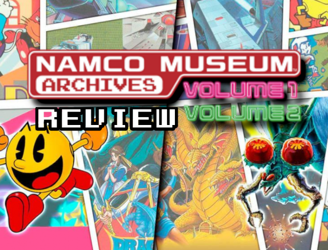 Fotos de REVIEW: Namco Museum Archives Vol 1 y 2, para Nintendo Switch