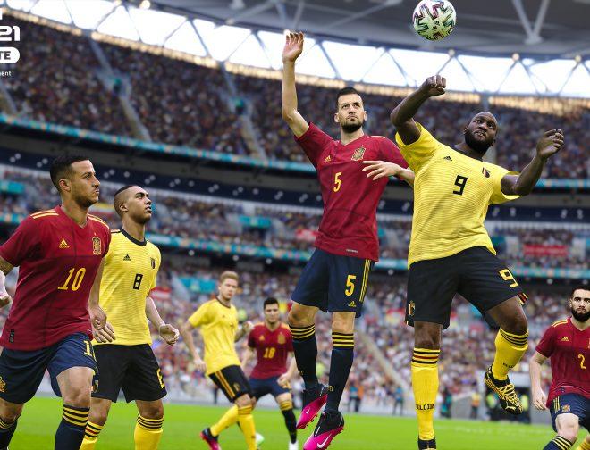 Fotos de Konami Anuncia Actualización de la Nueva Temporada de eFootball PES 2021