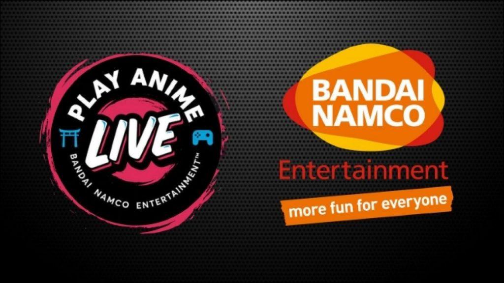Foto de Detalles de Evento Play Anime Live de Bandai Namco Entertainment America