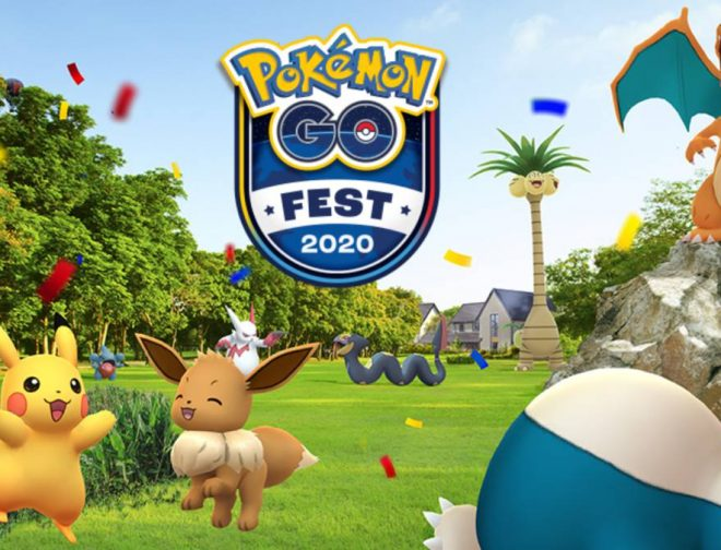 Fotos de Fantástico Spot para Celebrar el Pokémon GO Fest 2020 en Casa