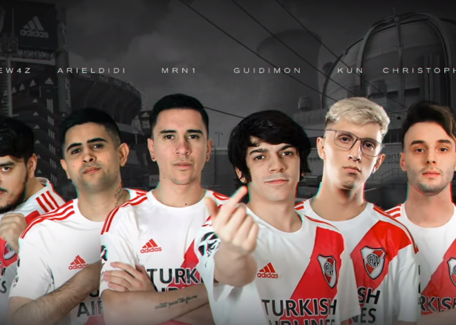 Fotos de El Club River Plate, Anuncia su Equipo de Counter-Strike: Global Offensive