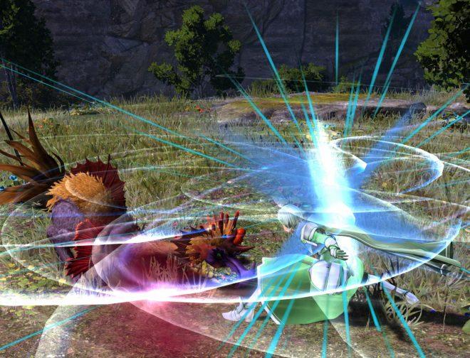 Fotos de Nuevo tráiler de gameplay de Sword Art Online Alicization Lycoris