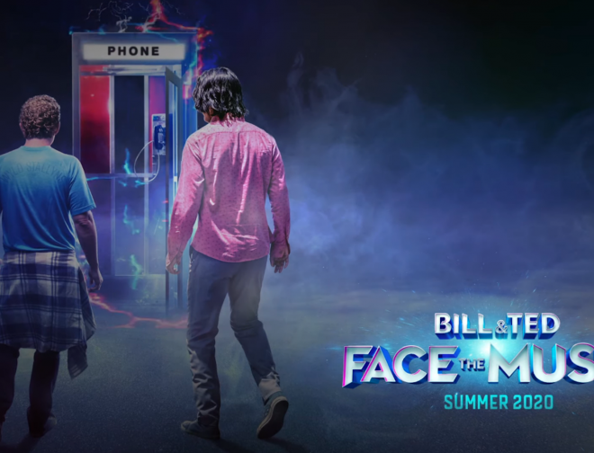 Fotos de Excelente y Divertido Nuevo Tráiler de Bill & Ted Face the Music