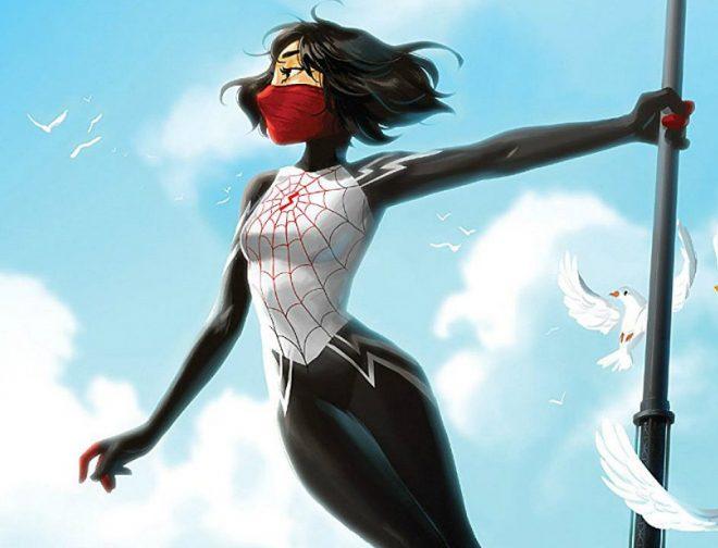 Fotos de El Personaje de Silk, Llegará a la Secuela de Spider-Man: Into The Spider-Verse