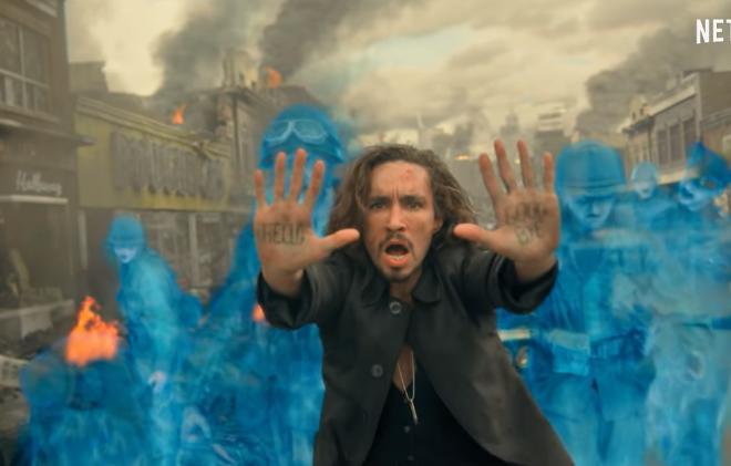 """Fotos de Netflix Lanza explosiva escena inicial de la Segunda Temporada de """"The Umbrella Academy"""""""