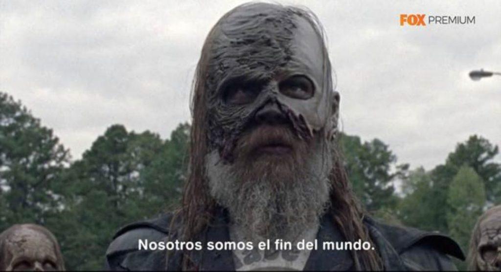 Foto de Tráiler y Fecha del Episodio Final de la Última Temporada de The Walking Dead